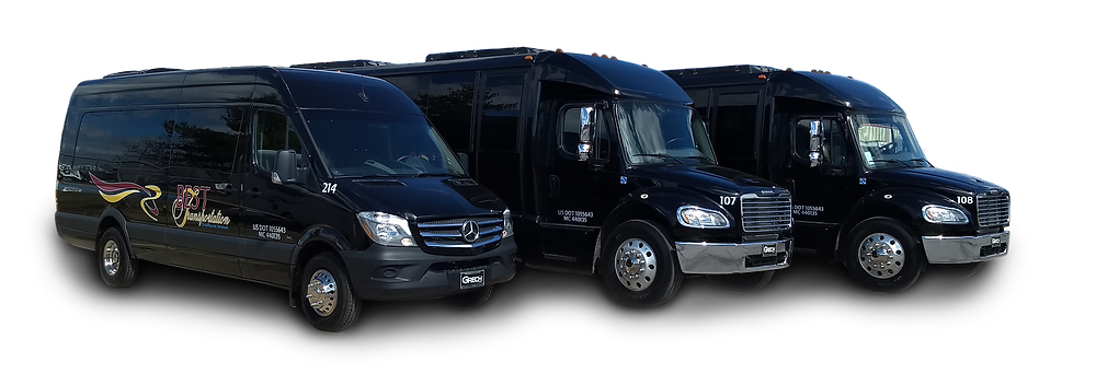 best charter bus st louis