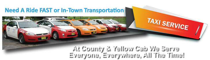 St. Louis County Taxi & Yellow Cab Taxi Service
