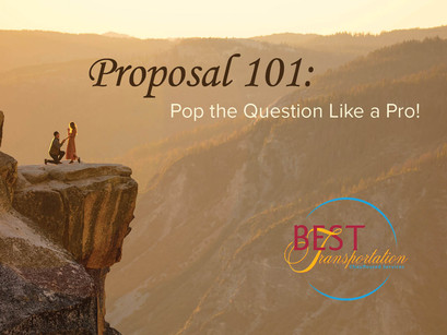 Proposal 101: Propose Like A Pro!