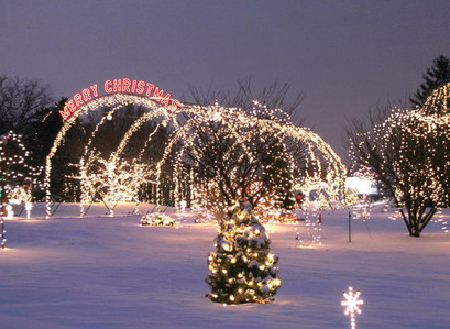 A New Kind of Holiday Tradition: Tour the Lights!