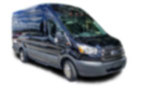 Ford Econline E-350 10 Passenger Van