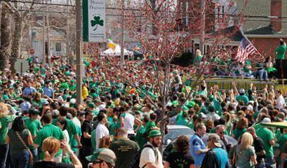 The St. Louis Guide for St. Patrick's Day