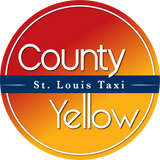 st. louis county and yellow cab logo