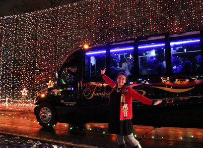 The BEST Holiday Light Experiences Near St. Louis