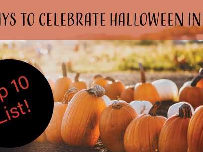 10 Ways to Celebrate Halloween in STL