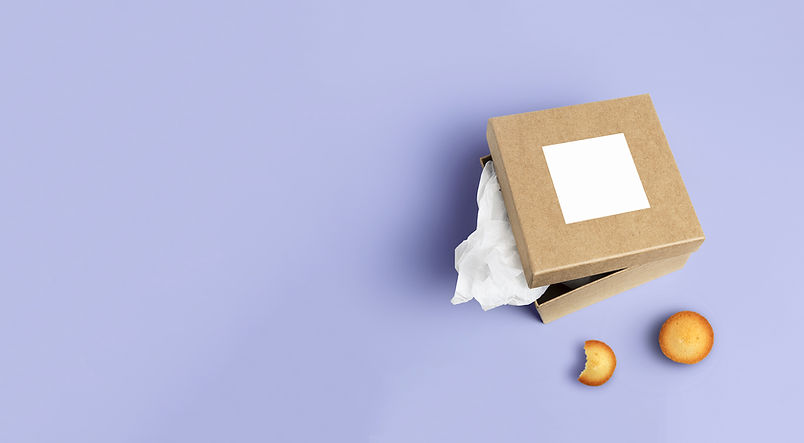 Box Cookie
