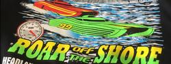 Screen Printed Boat Shirts