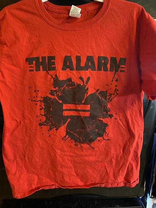 The Alarm Equals World Tour Shirt