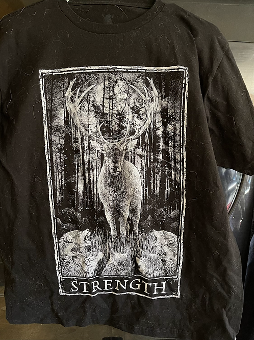 Strength Stag tee