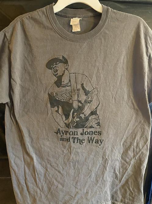 Ayron Jones and the Way shirt