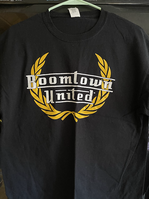 Boomtown United Tee