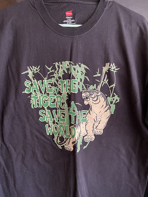 Save The Tiger tee