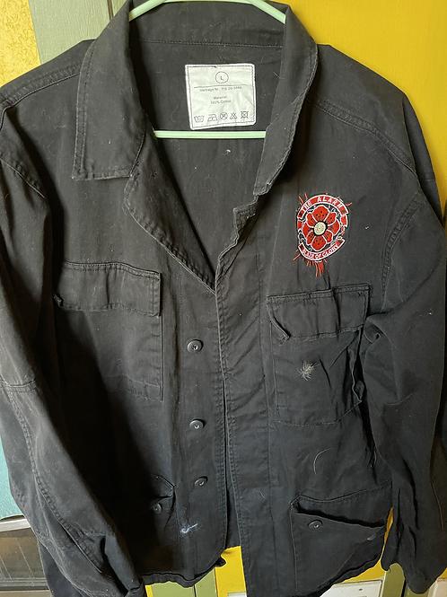 The Alarm Canvas Jacket
