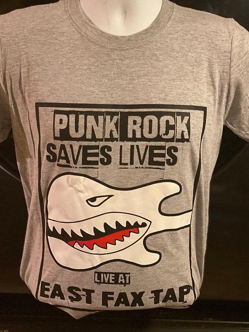 PRSL Live at EastFax Tap Shirt