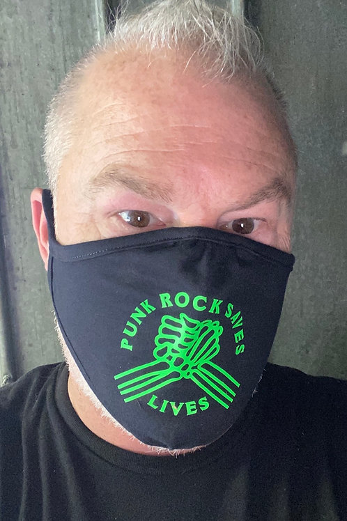 PRSL True Hand Green Mask