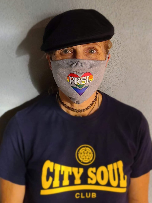 PRSL One Love Equality Mask