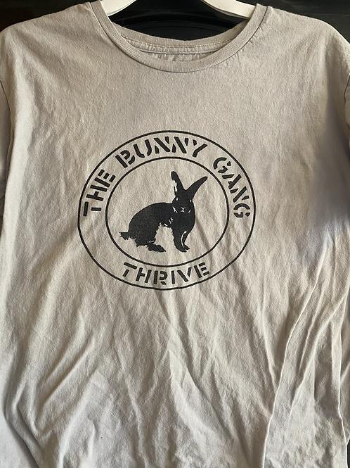 Bunny Gang Light Gray Tee