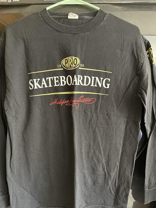 1986 Pro Skateboarding Tee