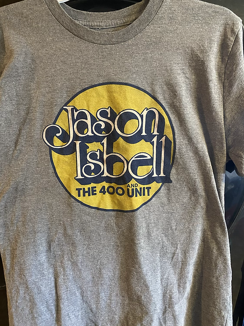 Jason Isbell and The 400 Unit shirt