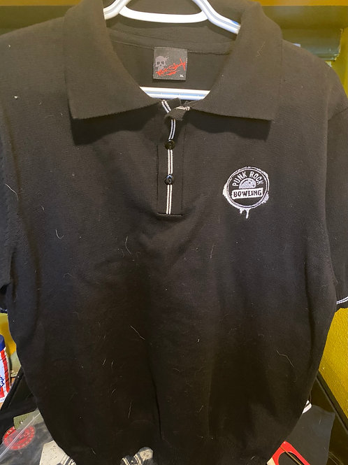 Punk Rock Bowling Cardigan Polo never worn