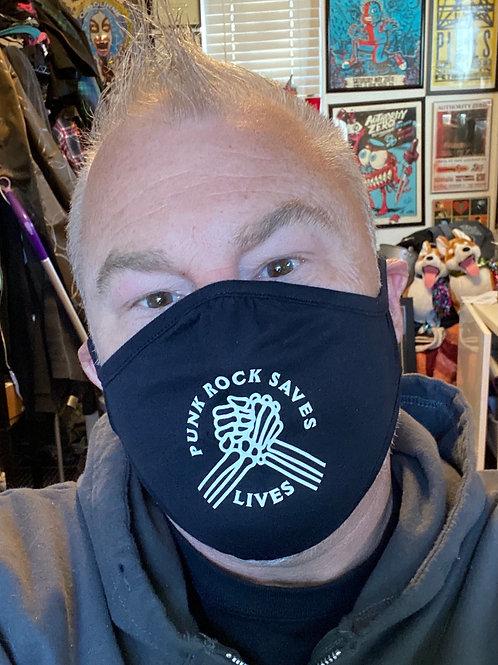 PRSL True Hand White Mask