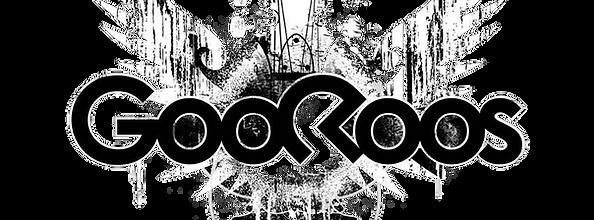 Gooroos Black_White Logo