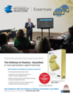 Become a CERTIFIED Mentor wit Buffini and Company