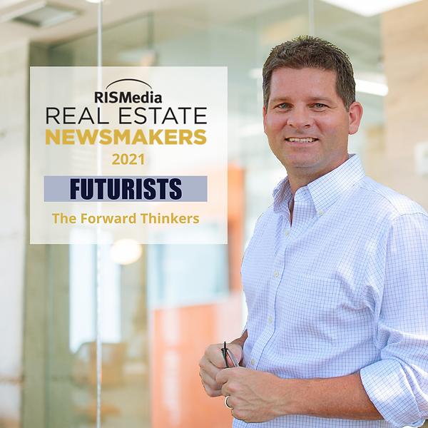 2021 RISMedia Newsmakers Futurists Paul