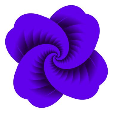 la fleur pourpre