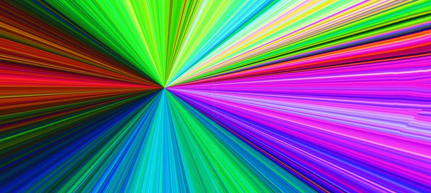 Mur de plusieurs couleurs