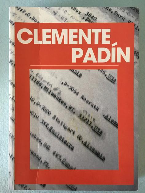 Premio Figari. Clemente Padín
