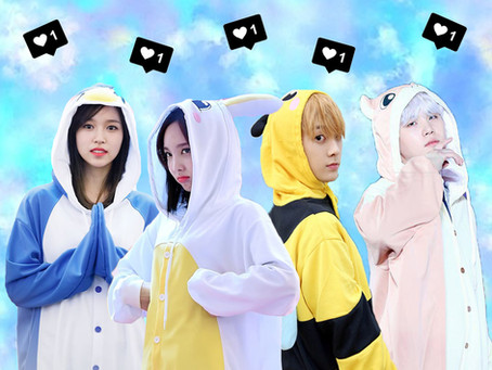 16 Reasons To Wear A Onesie To The Upcoming Soju Sunday