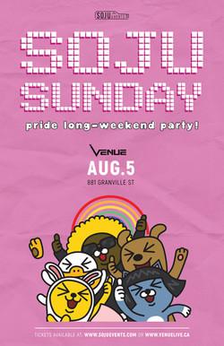 Soju Sunday Pride!