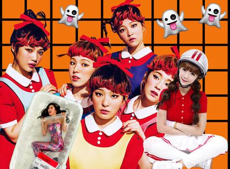 13 Fun Halloween K-Pop Inspired Costume Ideas