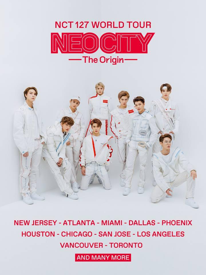 NCT Tour