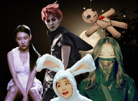 The Best K-Pop Songs For Your Halloween Playlist
