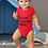 Thumbnail: Unisex Infant Custom  Short-Sleeve Bodysuit