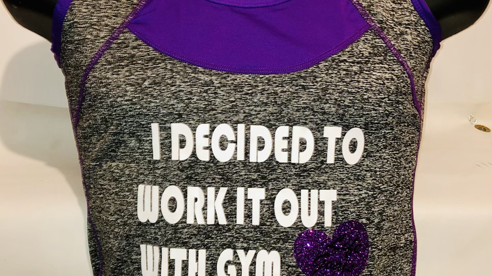 Women's Workout TankTop