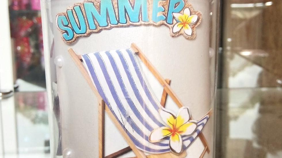Summer Souvenir 3D Mug