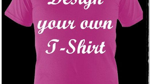 Personalized  Custom T-shirts