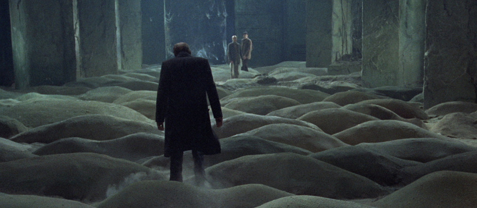 Tarkovsky's STALKER and death