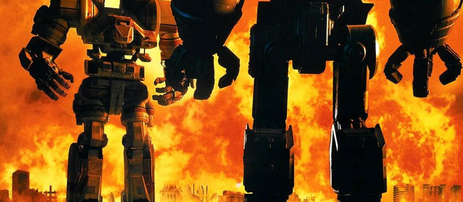 ROBOT JOX - The Best Damn Robot Movie There Ever Was
