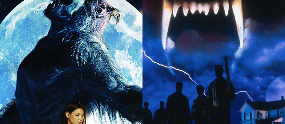 A Tale of Two Shit-Kicking Werewolf Movies