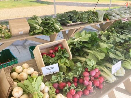 Enjoy Local Produce!!!