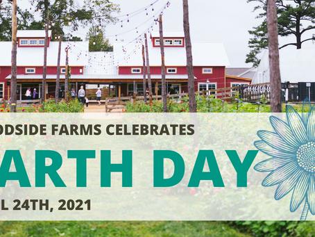 Woodside Farms Celebrates Earth Day
