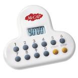 6078 MAGNET BAG CLIP W/ DIGITAL TIMER