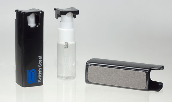 #1432 Spray Bottle with Cleaner