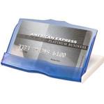 3180 TRANSLUCENT BUSINESS CARD HOLDER