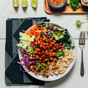 Top 5 vegan blogs I love and follow for new recipes