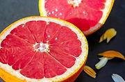 Grapefruit citrus fruit - Citrus paradisi essential oil
